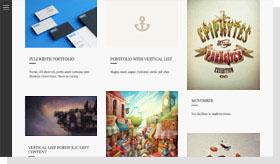 Aside - Photo Portfolio Sidebar WordPress Theme - 8