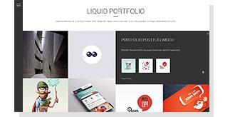 Aside - Photo Portfolio Sidebar WordPress Theme - 1