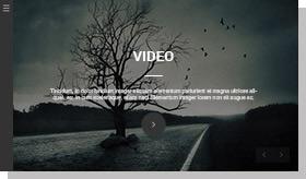 Aside - Photo Portfolio Sidebar WordPress Theme - 2