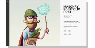 Aside - Photo Portfolio Sidebar WordPress Theme - 3