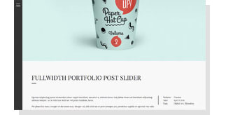 Aside - Photo Portfolio Sidebar WordPress Theme - 5